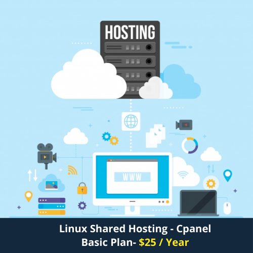 Linux-Shared-Hosting-Cpanel
